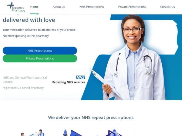 signaturepharmacy.co.uk