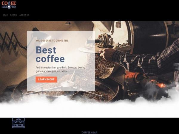 coffeelikeapro.com