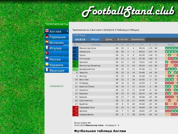 footballstand.club