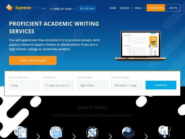 supreme-essay.net
